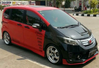 Jasa Wrapping Sticker Mobil Jakarta Selatan, Jakarta Barat